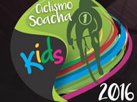 Con la primera versión para niños terminó  XI Clásica Ciclística de Soacha