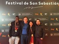 Película colombiana se llevó todos los aplausos en el San Sebastián