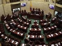 Actividades normales en el Senado se retomarán después del plebiscito