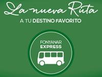 Fontanar Centro Comercial tiene nueva ruta