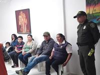 Barrio San Isidro cuenta con frente de seguridad