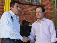 Tras firma de acuerdo, se modificará restricción al transporte de carga en Chía