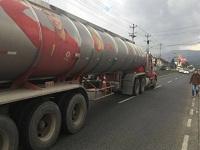 Modificada la restricción a vehículos de carga pesada en Chía