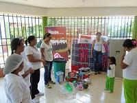 A la Guajira llegaron ayudas de Cundinamarca