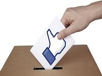 Con la opción 'Ya voté', Facebook se une al plebiscito