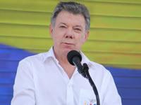 Santos aseguró que sí habrá fases II y III de Transmilenio en Soacha, pero no dijo cuándo
