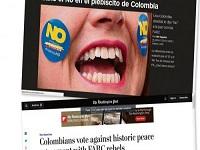 Tras plebiscito, Colombia pierde credibilidad frente a la comunidad internacional