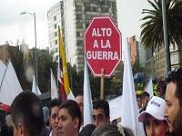 Estudiantes marcharán en Bogotá por la reconciliación nacional