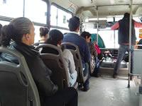 Transporte público en Soacha se convirtió en  el espacio de los delincuentes