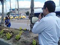 Personería de Soacha  lidera recuperación del separador de la Carrera 30 en San Mateo