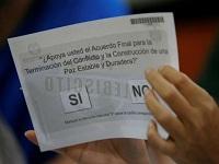 Buscan realizar votaciones por plebiscito en zonas afectadas por huracán