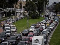 Estrategia para descongestionar las entradas de Bogotá