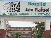 Suspendido proceso de convocatoria por $5.496 millones de pesos en Hospital de Fusagasugá