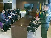 Policía de Soacha, modelo internacional de mediación policial