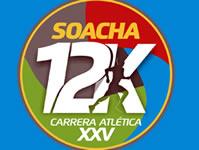 Listo el recorrido para la XXV Carrera Atlética Internacional Soacha 12 k