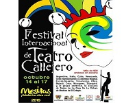 Festival Internacional de Teatro Callejero en El Colegio