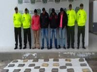Operativos en contra del contrabando y el microtráfico en Girardot y Zipaquirá