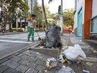 El 22 de noviembre es el día para ayudar a recoger basura