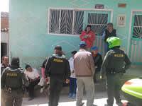 Barrio Los Pinos estrena frente de seguridad