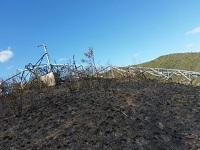 Investigan atentado a torres eléctricas en Cundinamarca