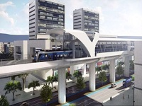 Metro elevado de Bogotá  tendría  25 trenes para el 2030
