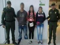 Capturados 18 presuntos delincuentes en el departamento