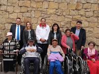 Entrega de ayudas técnicas benefician población con discapacidad en el municipio