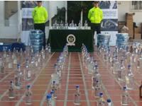 Incautadas más de 3000 botellas de licor adulterado en Soacha