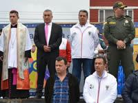 La seguridad se hizo presente en la Feria de Servicios en comuna dos
