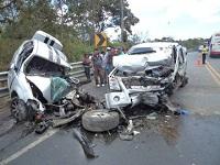 Se  eleva la cifra de muertes en accidentes de tránsito