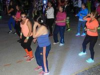 Participe  en la II fiesta temática de actividad física   2016