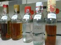 En Soacha se incautan más de 3.000 botellas de licor adulterado