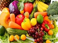 En Colombia, los hogares solo destinan el 5% del mercado para frutas y verduras