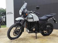 Royal Enfield trae a Colombia una moto que promete fluir en  todos los terrenos del país