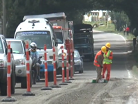 Modificaciones viales en Sibaté