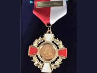 Grupo De Lima  recibe máxima condecoración del Dios varón en Soacha