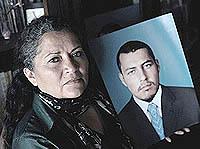 Luz Marina Bernal, madre de Soacha, fue reconocida como una de las mejores líderes del país
