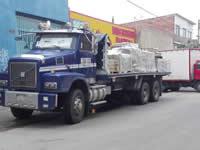 Cientos de camiones amenazan la vida e integridad  de estudiantes en un sector  de Soacha
