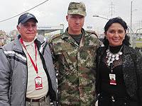 Ejército y ediles  de la comuna tres preparan jornada orientada a la construcción del tejido social