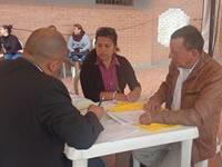 Consultorio jurídico gratuito por primera vez en Soacha