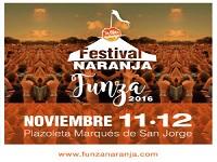 Primer Festival Naranja se realiza en Funza