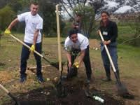 Continúan esfuerzos para restaurar humedal del Neuta
