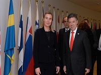 En diciembre se firmará el Fondo de la Unión Europea para la Paz
