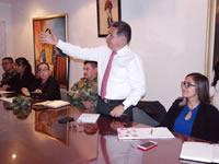 Alcalde y ediles de Soacha se reúnen para concretar soluciones a problemáticas del municipio