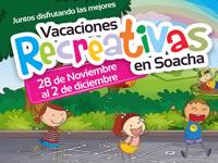 Inician inscripciones para las vacaciones recreativas en Soacha