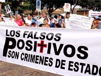 Condenan a 21 militares por «falsos positivos de Soacha»