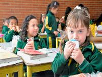 """Certificación de """"Tiendas Escolares Saludables"""" para colegios en Bogotá"""
