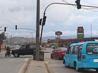Habilitan cruces viales en Soacha para evitar división de la ciudad los fines de semana