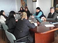 Secretarios de Despacho apadrinarán comunas y corregimientos de Soacha