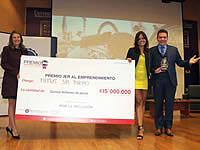 Organización social en Soacha gana premio JER al emprendimiento